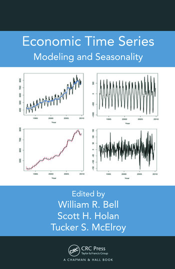 Economic Time Series Modeling and Seasonality book cover