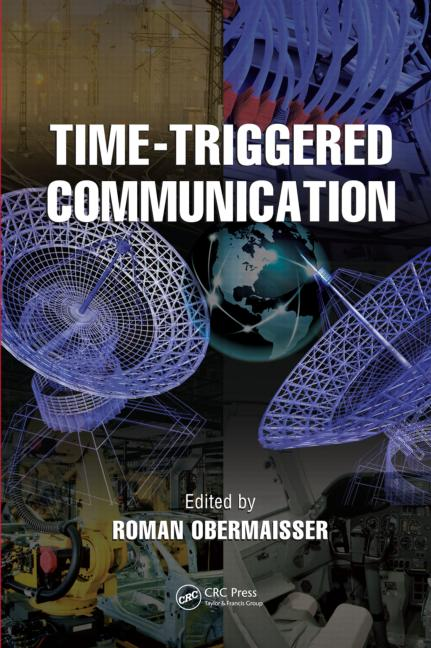 Time-Triggered Communication book cover