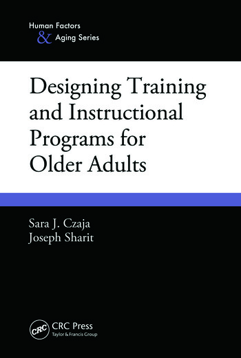 Designing Training and Instructional Programs for Older Adults book cover