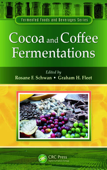 Cocoa and Coffee Fermentations book cover