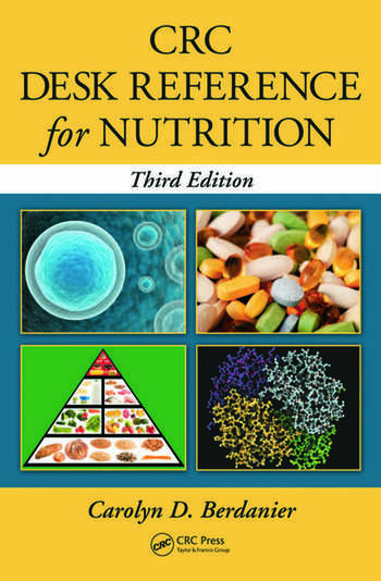 Handbook of nutrition and food third edition crc press book crc desk reference for nutrition third edition fandeluxe Choice Image