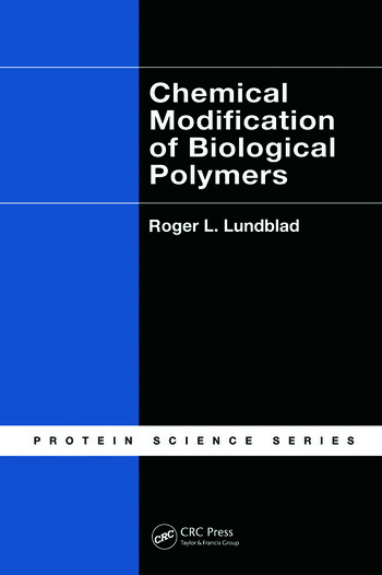 Chemical Modification of Biological Polymers book cover