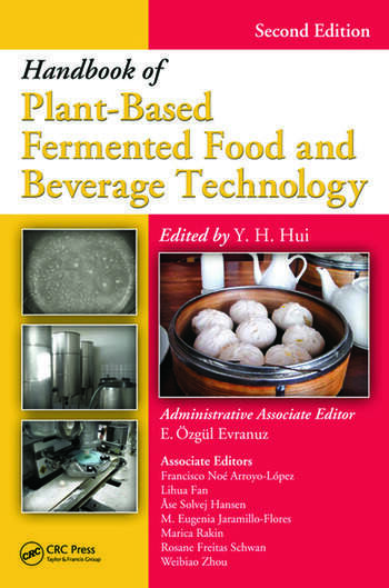 Handbook of Plant-Based Fermented Food and Beverage Technology book cover