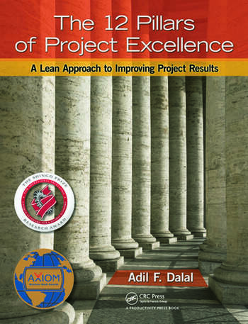 The 12 Pillars of Project Excellence A Lean Approach to Improving Project Results book cover