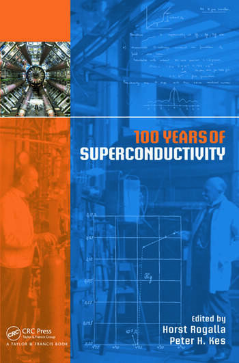 100 Years of Superconductivity book cover