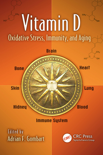 Vitamin D Oxidative Stress, Immunity, and Aging book cover