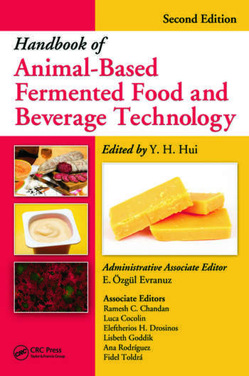 Handbook Of Animal Based Fermented Food And Beverage Technology