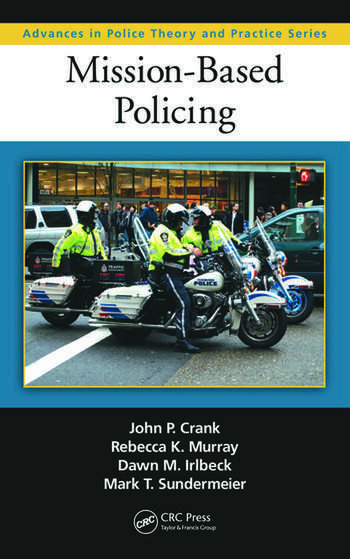 Mission-Based Policing book cover