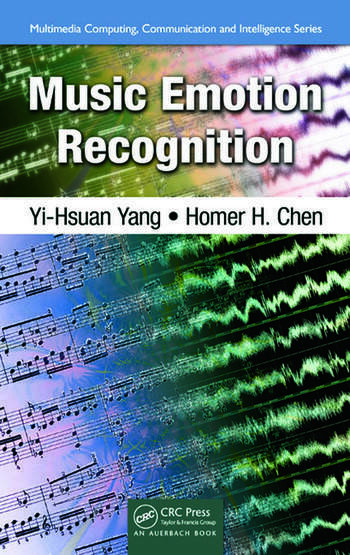 Music Emotion Recognition book cover