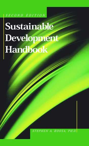 Sustainable Development Handbook, Second Edition book cover