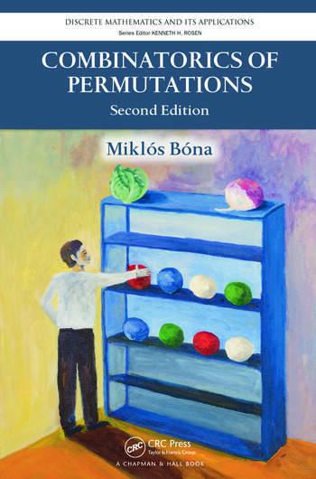 Combinatorics of Permutations, Second Edition book cover