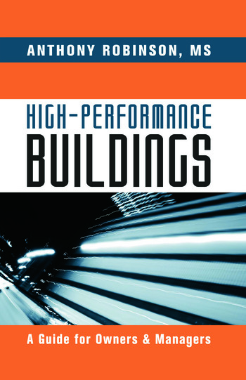 High-Performance Buildings A Guide for Owners & Managers book cover