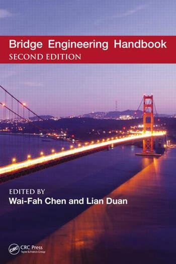 Bridge Engineering Handbook, Five Volume Set book cover