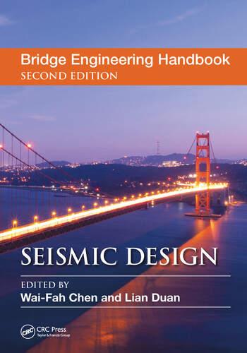 Bridge Engineering Handbook Seismic Design book cover
