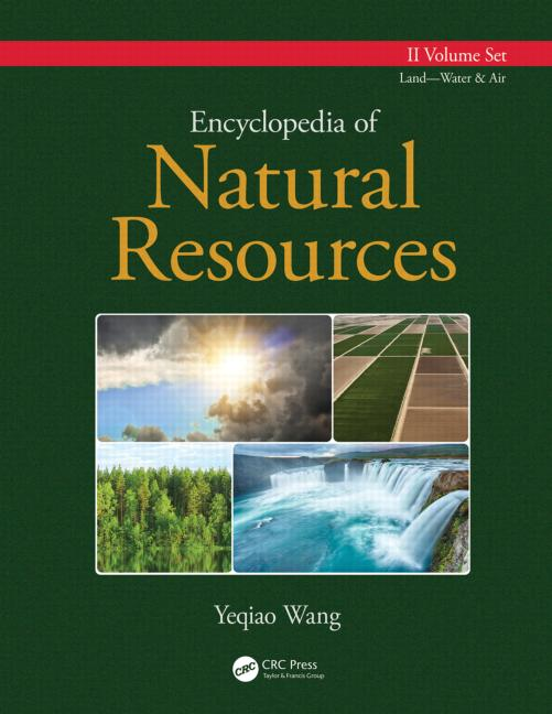 Encyclopedia of Natural Resources - Two-Volume Set book cover