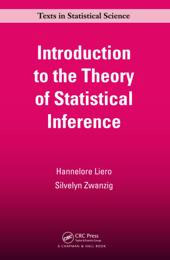 Introduction to the Theory of Statistical Inference book cover