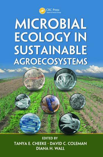 Microbial Ecology in Sustainable Agroecosystems book cover