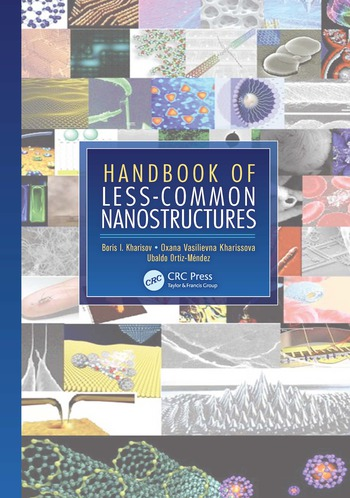 Handbook of Less-Common Nanostructures book cover