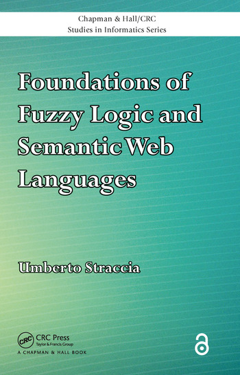 Foundations of Fuzzy Logic and Semantic Web Languages (Open Access) book cover