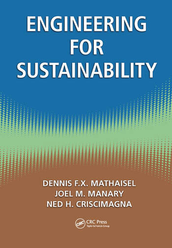 Engineering for Sustainability book cover