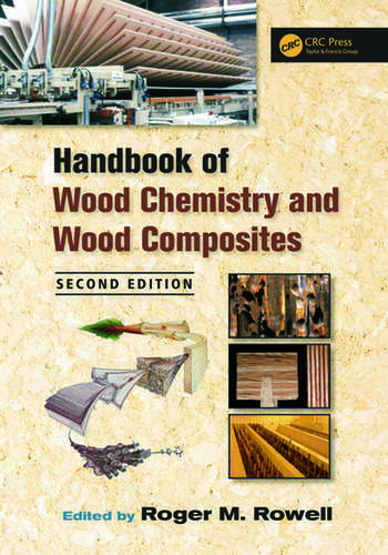 Handbook of Wood Chemistry and Wood Composites book cover