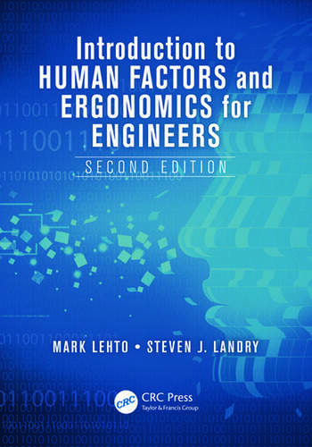 Introduction to Human Factors and Ergonomics for Engineers book cover
