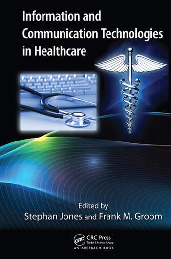 Information and Communication Technologies in Healthcare book cover