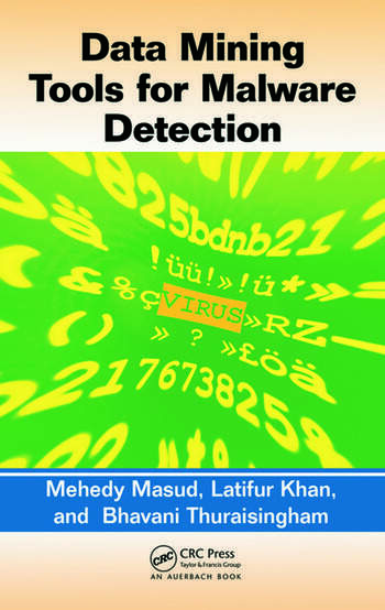 Data Mining Tools for Malware Detection book cover