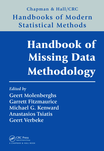 Handbook of Missing Data Methodology book cover