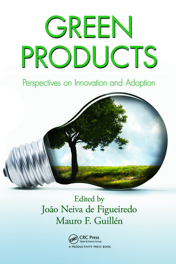 Green Products Perspectives on Innovation and Adoption book cover