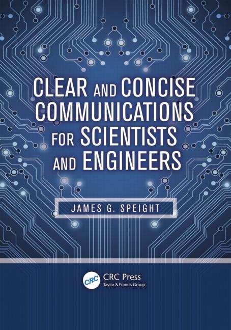 Clear and Concise Communications for Scientists and Engineers book cover