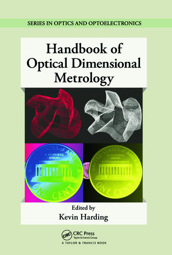 Handbook of Optical Dimensional Metrology book cover