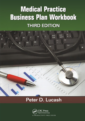 Medical Practice Business Plan Workbook book cover