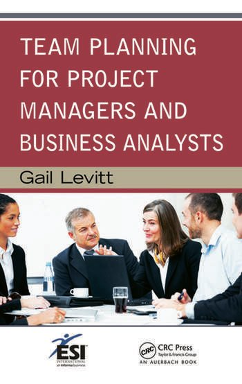 Team Planning for Project Managers and Business Analysts book cover