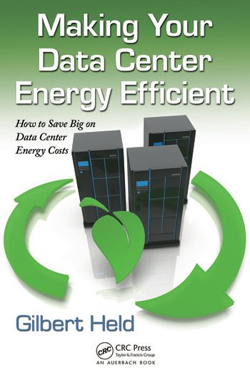 Making Your Data Center Energy Efficient book cover