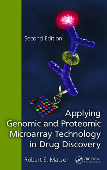 Applying Genomic and Proteomic Microarray Technology in Drug Discovery book cover