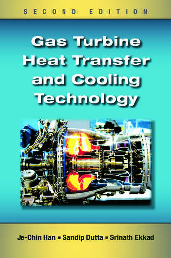 Gas Turbine Heat Transfer and Cooling Technology book cover