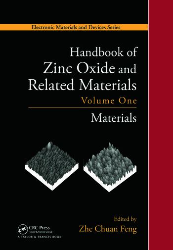 Handbook of Zinc Oxide and Related Materials Volume One, Materials book cover