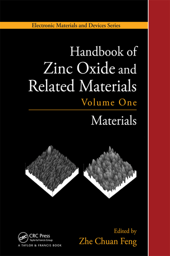 Handbook of Zinc Oxide and Related Materials Two Volume Set book cover