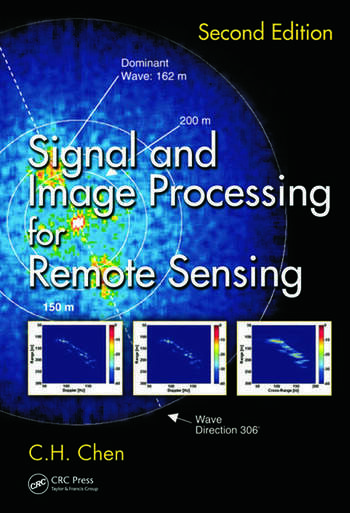 Signal and Image Processing for Remote Sensing, Second Edition book cover