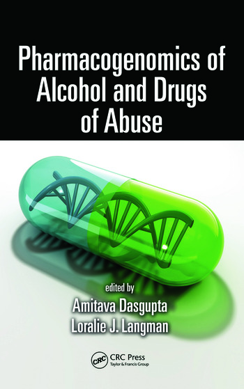 Pharmacogenomics of Alcohol and Drugs of Abuse book cover