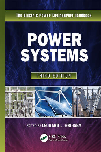The Electric Power Engineering Handbook, Third Edition - Five Volume Set book cover