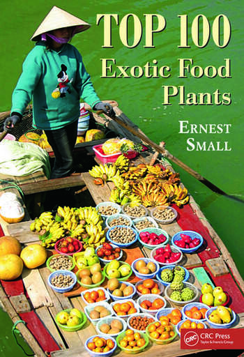 Top 100 Exotic Food Plants book cover