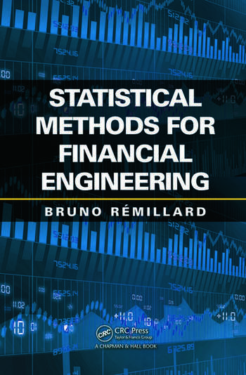 Statistical Methods for Financial Engineering book cover