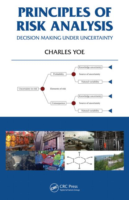Principles of Risk Analysis Decision Making Under Uncertainty book cover