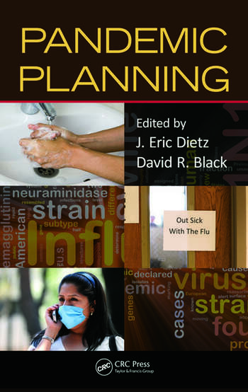 Pandemic Planning book cover