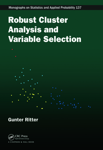 Robust Cluster Analysis and Variable Selection book cover