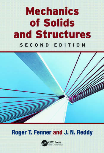 Mechanics of Solids and Structures, Second Edition book cover