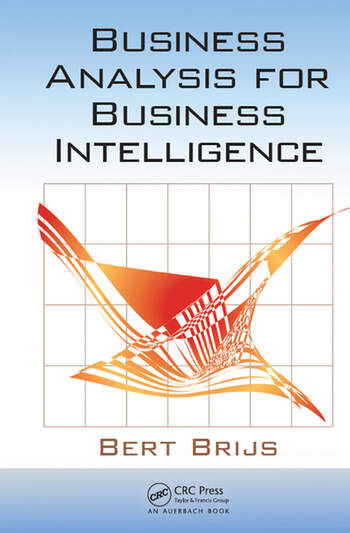 Business Analysis for Business Intelligence book cover
