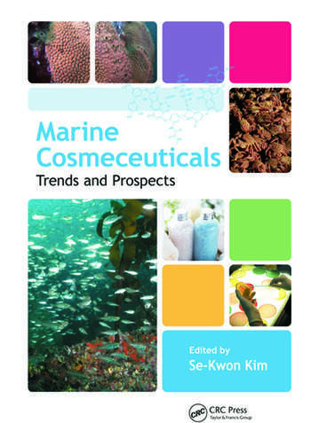 Marine Cosmeceuticals Trends and Prospects book cover